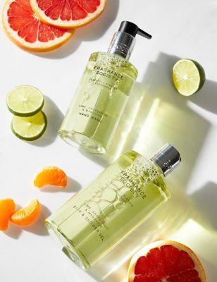 Lime, Grapefruit & Mandarin Hand Wash 265ml