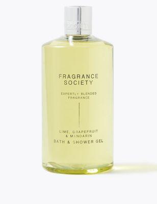 Lime, Grapefruit & Mandarin Shower Gel 500ml