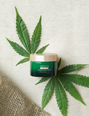 Absolute Sleep Cream with CBD Oil 50ml