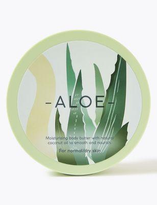 Aloe Vera Body Butter 200ml
