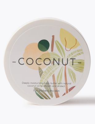 Coconut Body Butter 200ml