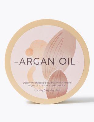 Argan Oil Body Butter 200ml