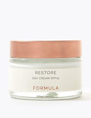 Restore Day Cream SPF 15 50g
