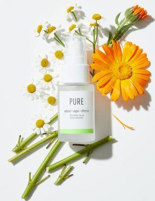 Pure Restore Calm Cooling Mist for Sensitive Skin 30ml