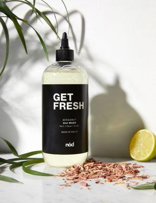 Get Fresh 3 in 1 Wash 500ml