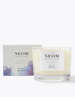 Real Luxury Candle (3 wicks) 420g