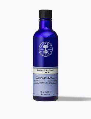 Rehydrating Rose Toner 200ml