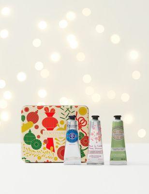 Festive Hand Cream Trio - Save 18%