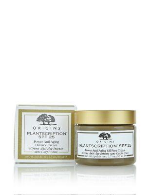 Plantscription™ SPF25 Power Anti-Aging Oil Free Cream 50ml