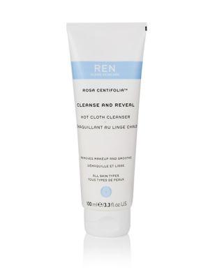 Rosa Centifolia™ Cleanse & Reveal Hot Cloth Cleanser 100ml