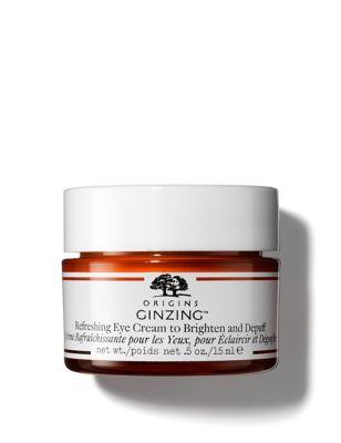 Ginzing™ Refreshing Eye Cream to Brighten & Depuff 15ml
