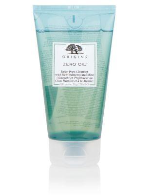 Zero Oil™ Deep Pore Cleanser with Saw Palmetto & Mint 150ml