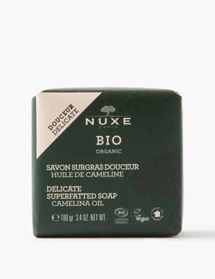 Organic Face and Body Gentle Ultra-Rich Soap 100g