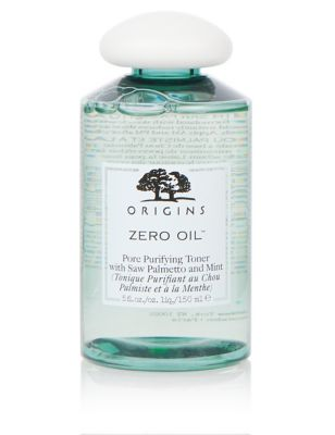 Zero Oil™ Pore Refining Toner with Saw Palmetto & Mint 150ml