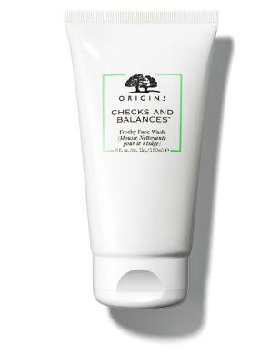 Checks & Balances™ Frothy Face Wash 150ml
