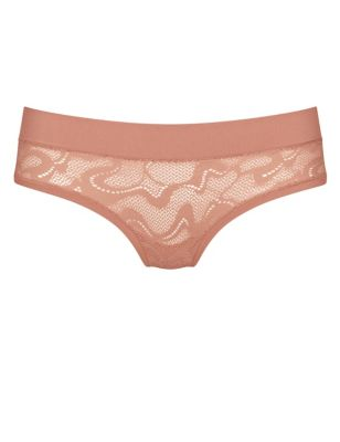 Go Allround Lace Hipster Knickers