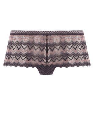 Festival Vibe Knicker Shorts