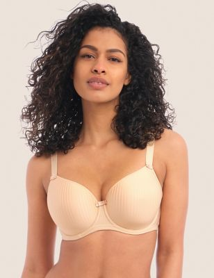 Idol Underwired Moulded Balcony Bra D-HH