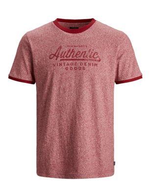 Pure Cotton T-Shirt