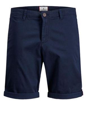 Regular Fit Chino Shorts