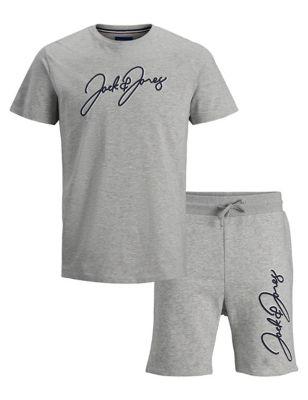 Pure Cotton T-Shirt & Shorts