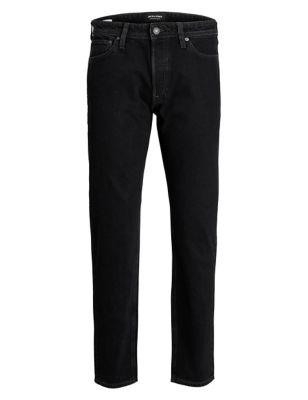 Loose Fit Rigid Jeans