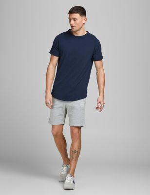 Elasticated Jersey Shorts