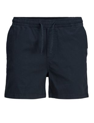 Stretch Elasticated Shorts