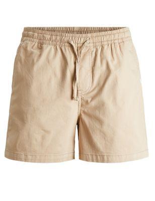 Stretch Elasticated Shorts