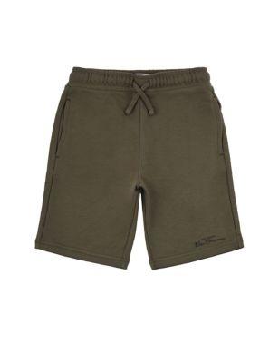 Cotton Slogan Shorts (7-15 Yrs)