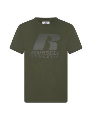 Pure Cotton Slogan T-Shirt (7-16 Yrs)