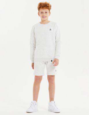 Pure Cotton Shorts (7-15 Yrs)