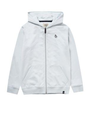 Cotton Zip Hoodie (7-15 Yrs)