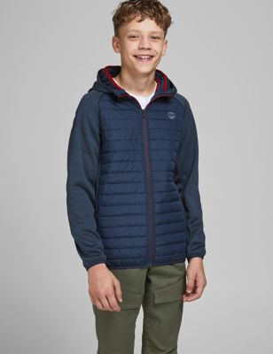 Quilted Jacket (8-16 Yrs)