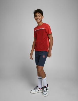Pure Cotton Shorts (10-16 Yrs)