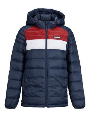 Hooded Padded Jacket (8-16 Yrs)