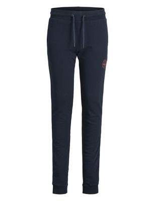 Pure Cotton Joggers (8-16 Yrs)