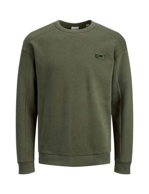 Cotton Sweatshirt (8-16 Yrs)