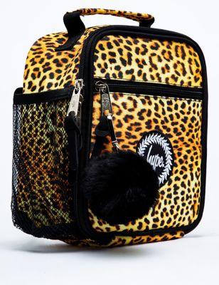 Kids' Leopard Print Lunch Box (5+ Yrs)