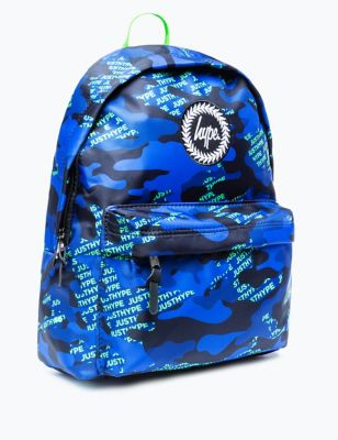 Kids' Camouflage Backpack (5+ Yrs)