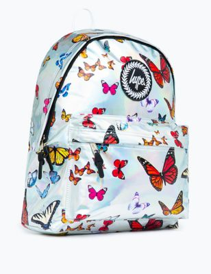Kids' Butterfly Backpack (5+ Yrs)