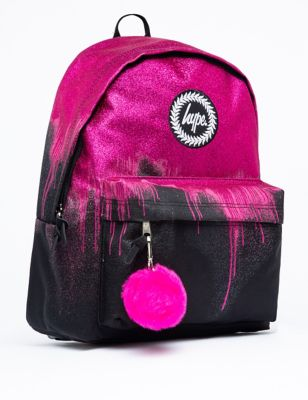 Kids' Glitter Drips Backpack (5+ Yrs)