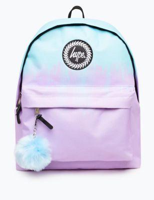 Kids' Drip Print Backpack (5+ Yrs)