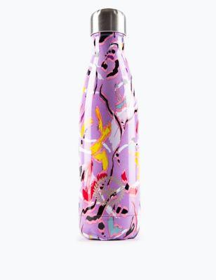 Kids' Animal Print Water Bottle (5+ Yrs)