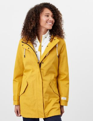 Pure Cotton Waterproof Raincoat