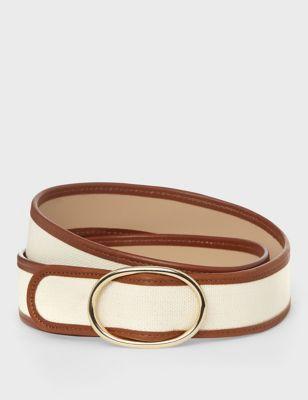 Canvas Waist Belt