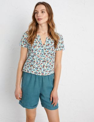 Organic Cotton Printed T-Shirt