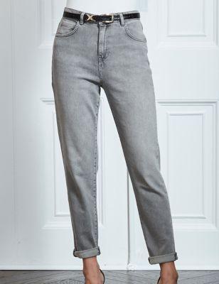 Mom High Waisted Jeans