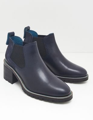 Leather Chelsea Shoe Boots