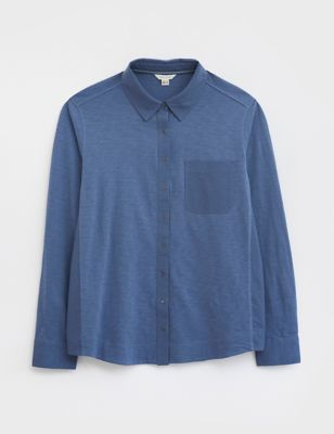 Pure Cotton Jersey Shirt